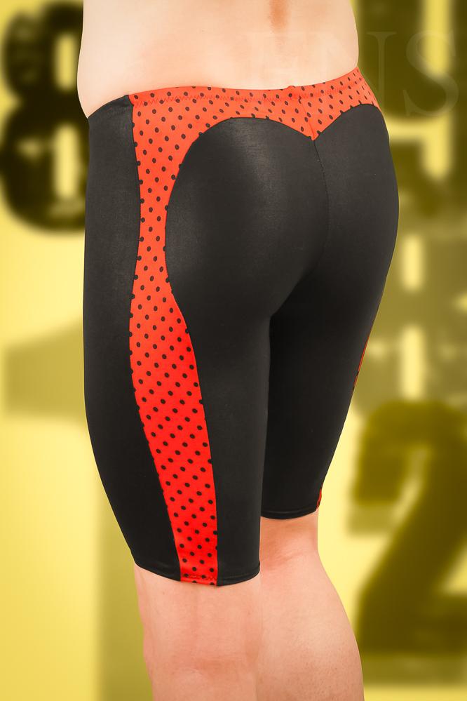 Marienkäfer Design tight shorts SL4M3